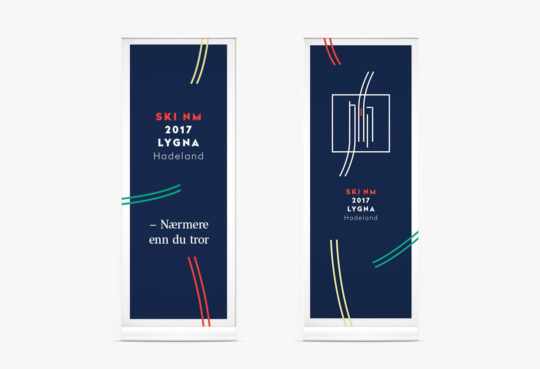 Ski NM 2017 lygna rollup